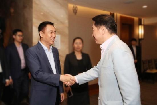 恒大造车版图再添猛将 与韩国SK联手打造新能汽车帝国