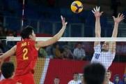 中国男排3:2逆转台北拿下两连胜 奥运资格赛提前出线