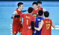 横扫对手,中国男排晋级决赛 能否获东奥运会门票