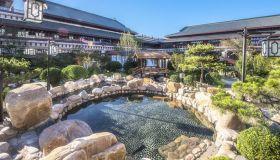 穿越至汉唐来泡一次天然温泉,刚刚好!