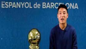 武磊获中国金球奖 为什么西方媒体第一时间祝贺?