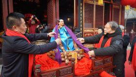 天津天后宫举行庚子年春祭大典