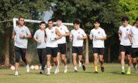 天海新体能教练塞尔索 期待与天津的第一次交集