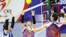 中国女排公布20人集训名单 天津女排三大将入选