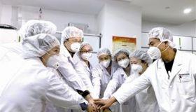 天津市医务人员争相请战奔赴武汉抗击疫情一线