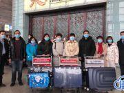 北辰医院4名医疗队员驰援武汉