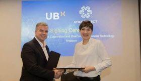 """平安金融科技服务""""出海""""再下一城  金融壹账通与UBX联合打造菲律宾首个区块链科技平台"""