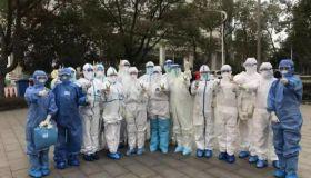 天津首批援鄂医疗队:战斗即将正式打响!