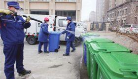河西区城市管理委员会做到垃圾日产日清