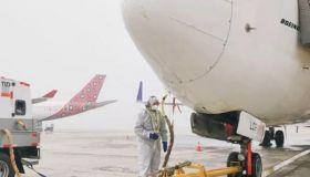 OD688航班3人体温异常!请求指示:一场胜在滨海机场跑道的防疫接力赛