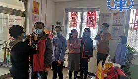 """""""小巷总理""""主动担当党员责任 把防控疫情当主战场"""