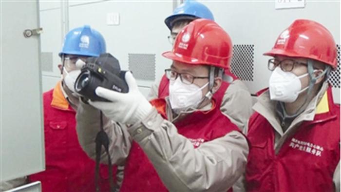 国网天津电力公司火速对接 电力保障一天完成