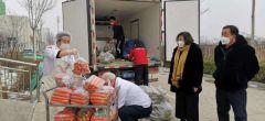 天津农业企业捐款捐物支援抗疫一线