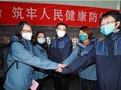 天津第十批医疗队5名疾控人员前往湖北恩施