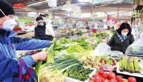 天津商超蔬菜品种丰富价格平稳