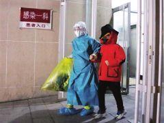 又有6名确诊患者治愈出院!津城累计已有54人治愈出院