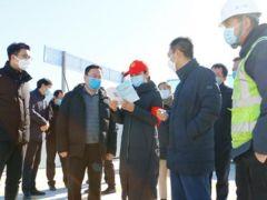 天津津南区有力有序推进企业复工复产