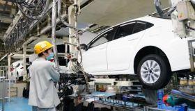 天津车企复工复产进行时 产业链零部件供应正在恢复
