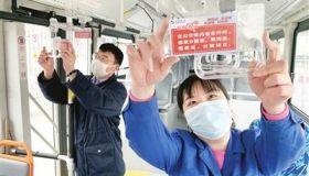 天津:客流小幅提升 公交做好服务