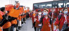 天津第八批支援湖北醫療隊抵津側記:我們仍要做好準備