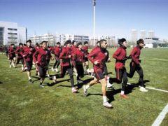 中国足协下周有望约谈新东家 天津天海仍在求生