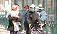 防疫规范到位游览文明有序 河滨公园动物园开园
