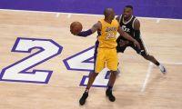 科比退役4周年 瓦妮莎发科比最后一场NBA比赛的集锦纪念科比