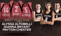 科比女儿获选WNBA荣誉新秀 这个奖项将为他们设立!