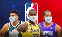 NBA推出球队Logo口罩 支持两慈善组织