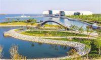 生态城南湾公园将亮相