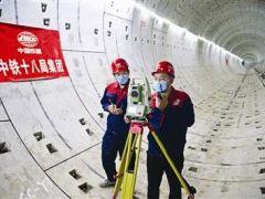 天津地铁4、7号线完成重要节点建设