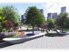 红桥区十月两座公园全新亮相