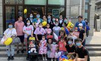 民生银行天津各支行多彩儿童节活动共度欢乐六一