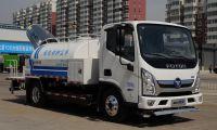 一专多能零排放 高效环保就选福田智蓝新能源纯电动抑尘车