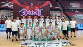 时隔五个月再踏赛场 天津男篮83-84惜败山东 无缘开门红