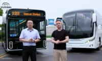 宇通客车联合国际协会首次全球直播