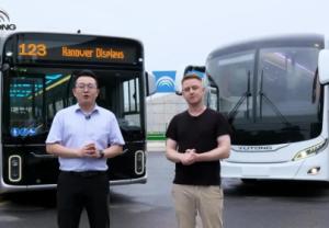 宇通客車聯合國際協會首次全球直播