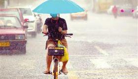 天津黄色预警持续 1日傍晚还将出现雷阵雨天气