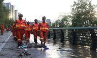天津市消防救援总队增援黑龙江队伍转战佳木斯市及双鸭山市
