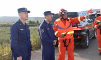 挥别黑龙江 挺进吉林 天津消防跨区域增援再出发