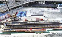天津地铁7、11号线八里台换乘站开工建设