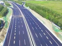 津沧高速公路改造项目月底完工