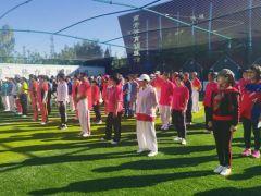 天津南开区启动国家体育锻炼标准达标测验活动