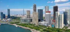"""天津于家堡金融区:低碳智慧精彩""""蝶变"""""""