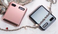 顏值驚艷,三星Galaxy Z Flip 5G秘境白堪稱時尚單品