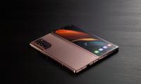 三星Galaxy Z Fold2 5G折疊設計下的智慧與便捷
