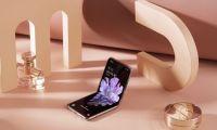 三星Galaxy Z Flip 5G帶您走上仙女范