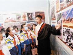 谱写昌都发展巨变 展现天津援藏成果 昌都解放70周年成就展在天津博物馆开幕