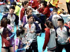 王宝泉:球队暴露诸多问题 加强接应位置锻炼