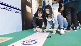 奥林匹克文化展在天津大学北洋校区开展